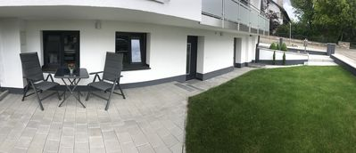 Photo for 2 room apartment (great connection to the motorway)