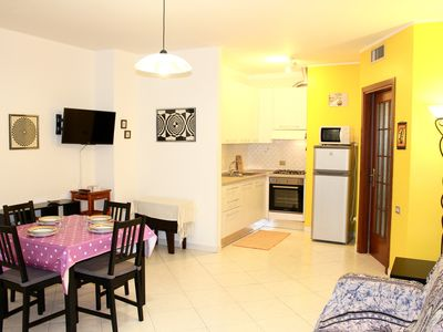 Photo for Cosy & comfortable apartment in Cagliari, with parking space.