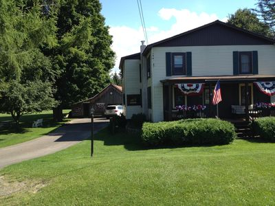 4br house vacation rental in cooperstown new york 2427929
