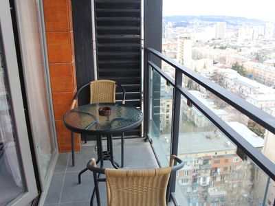Apartment in the most fancy building  ''Green Budapest'' With beautiful views