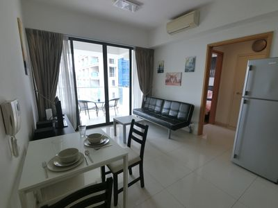 Photo for Amazing Spacious 1 Bedroom Apartment Unit @ Balestier Near to Ochard MZ1B