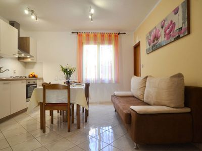 Photo for Apartment Kuftic (ROJ125) in Rovinj - 4 persons, 2 bedrooms