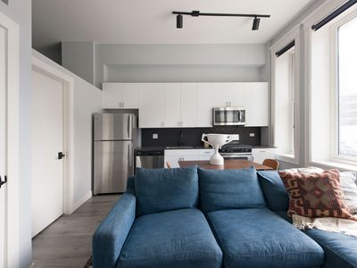 Photo for Sonder | The Plymouth | Stylish 3BR + Rooftop