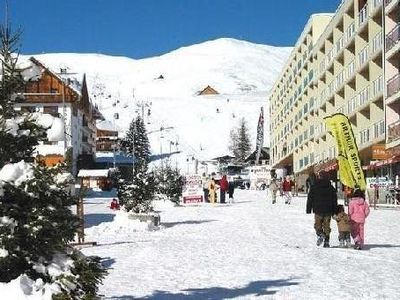Photo for Superb apartment on the slopes in La Toussuire - Les Sybelles.