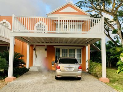 Photo for Irie Vibes  - Private 2 bedroom villa by the sea.