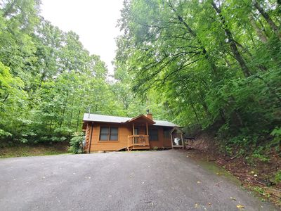 Photo for Pine Haven-Spacious Cabin w/wi-fi & flat parking