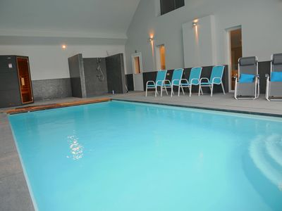 Photo for Magnificent villa with pool near Durbuy.