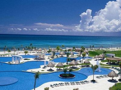 Photo for Mayan Palace Riviera Maya 2 BR Suite, Sleeps 8 SUNDAY Check-In