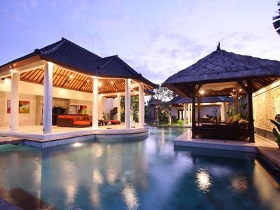Photo for Sesari 3/4BR Luxury Villa, Central Seminyak