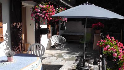 Photo for VIGNEAUX Hautes Alpes, House 5 persons, with beautiful panoramic terrace,