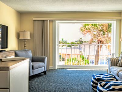 Photo for Tipsy Turtle oceanfront 1 bedroom condo