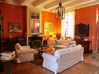 Photo for HISTORICAL RESIDENCE 350m ² of the 18th century in CORRENS