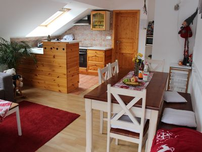 Photo for Apartment / app. for 8 guests with 70m² in Sankt Blasien (73021)