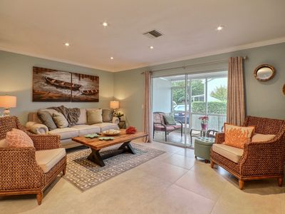 Photo for LUXURY COASTAL TOWNHOUSE IN WATERSIDE VILLAGE