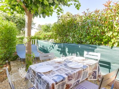 Photo for 1BR Apartment Vacation Rental in Six-Fours-les-Plages