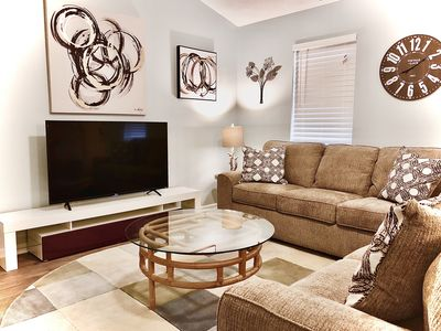 Photo for Big Central Modern Cozy 5 miles to Camp Lejeune, Walk-in to shops and dinning