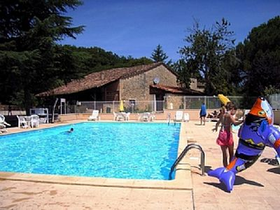 Photo for 2BR House Vacation Rental in Gavaudun, Nouvelle-Aquitaine