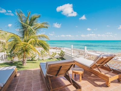 Photo for Oceanfront Home - Best View in Nassau