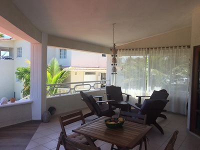 Photo for TWO BEDROOM PENTHOUSE IN ALL-INCLUSIVE RESORT