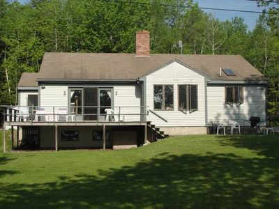 Photo for Waterfront Lake House on Biscay Pond - Ideal location