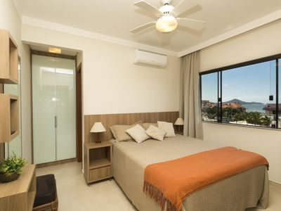 Photo for Triplex with three suites and Jacuzzi - Residential Verdes Mares - Canto Grande