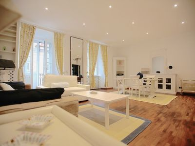 Photo for TORREBIANCA, luxury apartment in the city centre