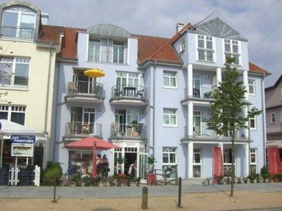 Photo for (225/1) 2-room apartment beach road - Apartment house Strandburg