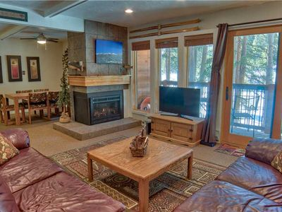 Photo for 2BD near Base of Peak 9 + Ski-Lifts!