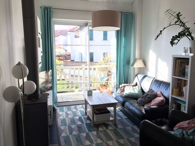 Photo for Apartment Biarritz St Charles - ideal family - the large beach on foot