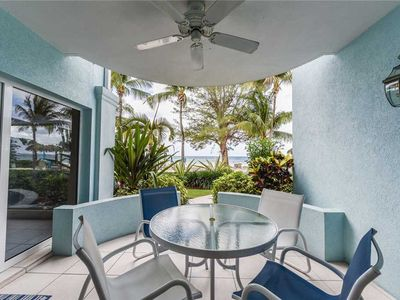 Photo for The perfect place for your family vacation | Beachfront Condo #1