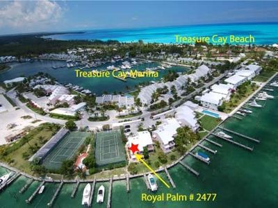 Photo for Remodeled, Beautiful, Private marina unit with oversized dock