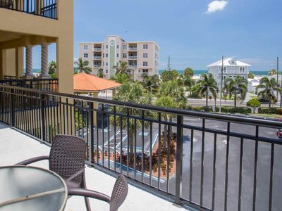 Photo for Hot Tub, Waterfront Pool And A Great View From Two Private Balconies.