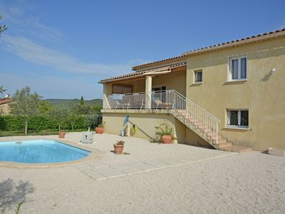 Photo for Attractive Villa in Saint-Laurent-de-Carnols with Pool