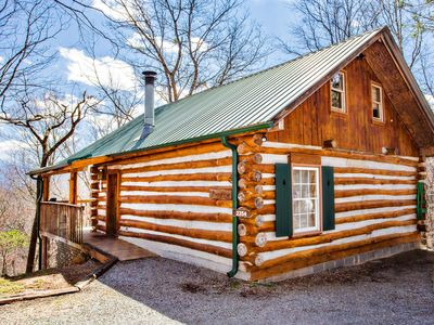 Photo for The Pine knot Cabin, This weekend special! $85.00/nt.