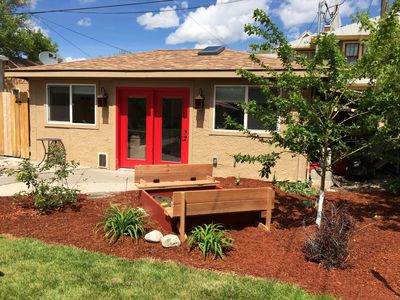Photo for Comfortable Studio Cottage, within walking distance to downtown Livingston