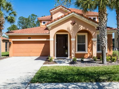 Photo for Near Disney World - Watersong - Amazing Cozy 5 Beds 4.5 Baths Villa - 9 Miles To Disney