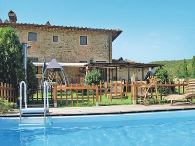 Photo for Apartment Podere Le Bucche  in Pelago (FI), Florence and surroundings - 10 persons, 3 bedrooms