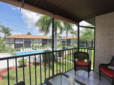 Photo for For Business or Pleasure? This Fort Myers Condo Can Accommodate Both!
