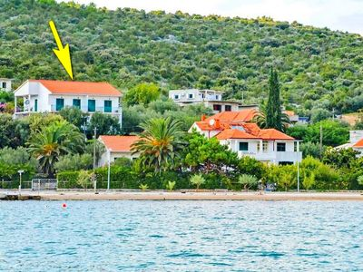 Photo for Apartments Jasminka, (8457), Poljica, Trogir riviera, Croatia