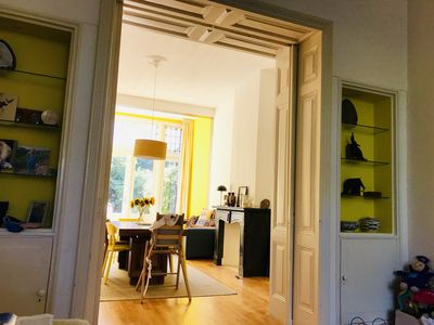 Photo for Heart of Scheveningen. Charming and design Dutch house. 5 mn from the see.