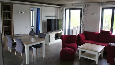 """Photo for Apartment """"V19"""" 80m² up to 6 persons - """"V19"""" beach residence apartment in Prora"""