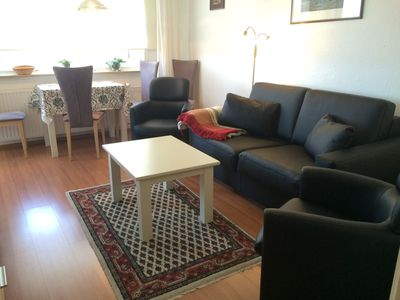 Photo for 85 App., 3rd floor, 2 bedrooms, house Nordland Westerland - Haus Nordland close to the center in Westerland