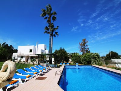 Photo for 5 bedroom Villa, sleeps 12 with Pool, Air Con and FREE WiFi