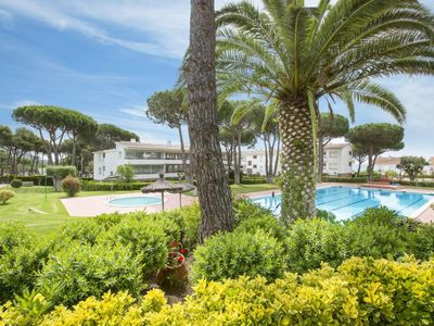 Photo for Apartment - 2 Bedrooms with Pool and Sea views - 104764