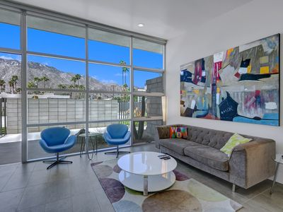 Photo for Mid-Century New with Magnificent Views
