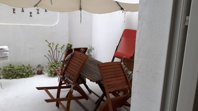 Photo for Loft with patio 5 minutes walk from the beaches