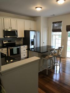 Photo for Great location in Greenville area. Total remodel. Entire townhouse 2 car parking