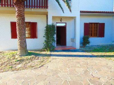 Photo for N204 - Numana, large three-room apartment with garden and parking space