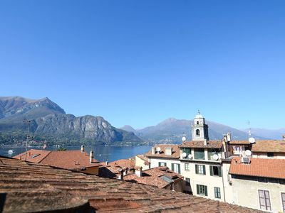 Photo for Flat in Bellagio for 4 People, Lake Como, Air Condition, WiFi