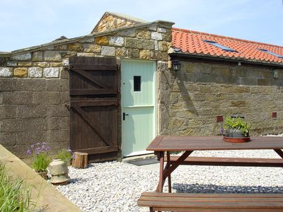 Photo for THE GOAT SHED, pet friendly in Robin Hood's Bay, Ref 1813